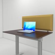 Настольная акустическая ширма для офисных столов и колл центров Desktop Acoustic Screen Color