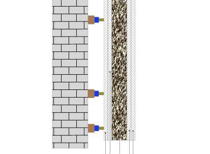 Пример применения Антивибрационные крепления  Vibrofix Techno