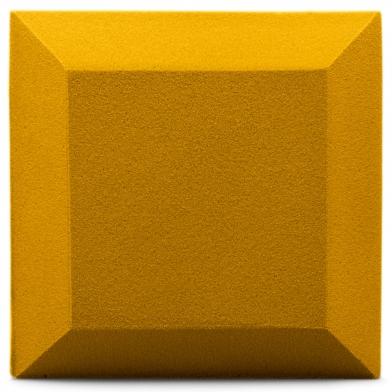 Купить бархатная акустическая панель из акустического поролона ecosound velvet gold 25х25см 50мм. цвет золотой по низкой цене
