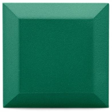 Купить бархатная акустическая панель из акустического поролона ecosound velvet kelly green 25х25см 50мм. цвет темно-зеленый по низкой цене