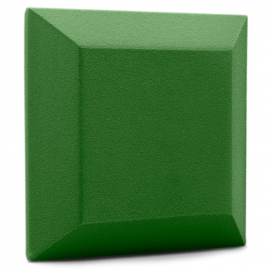 Купить бархатная акустическая панель из акустического поролона ecosound velvet olive 25х25см 50мм. цвет оливковый по низкой цене