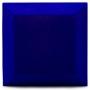 Купить бархатная акустическая панель из акустического поролона ecosound velvet electric blue 25х25см 50мм. цвет темно-синий по низкой цене